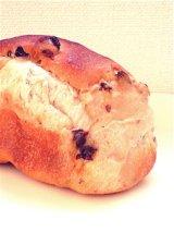 有機レーズンの山型食パン